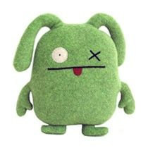 "Toy011 ""Uglydoll 2Ft: OX"" by David Horvath /  #Toy"
