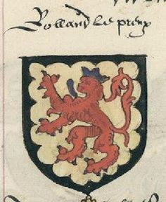 Tout sur l'héraldique : dessin de blasons et d'armoiries: Charlemagne et ses 12 pairs