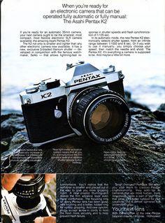 Honeywell 5 page ad (1976) - Spotties and K cameras - PentaxForums.com