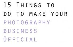 make your business official