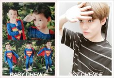 Hottest Absolutely Free Baby technology Suggestions , NCT Recreates Childhood Photos For Children& Day Jisung Nct, Winwin, Taeyong, Jaehyun, Nct 127, Kpop, Nct Dream Chenle, Nct Chenle, Memes