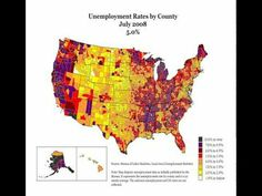 Spread of Unemployment during the Great Recession (click through for analysis)