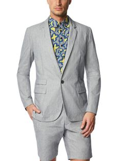 Nerd Style:  Oliver Blazer by Steven Alan on Gilt.com