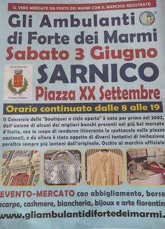 Gli Ambulanti di Forte dei Marmi a Sarnico http://www.panesalamina.com/2017/56152-gli-ambulanti-di-forte-dei-marmi-a-sarnico.html