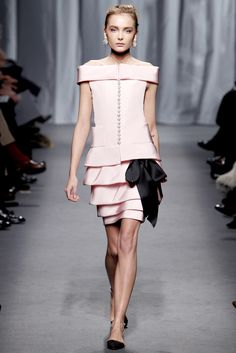 Chanel Spring 2011 Couture Collection Slideshow on Style.com