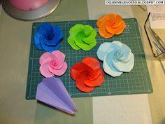 WHAT'S MINE IS OUR: Origami - Rose Bird Base (Bird Base Rose) - James Minoru Sakoda