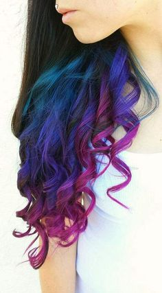 Hair color ideas. I know that it may ruin my hair.... But these locks look BEAUTIFUL!