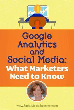 Google Analytics and