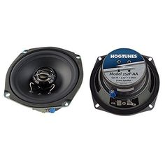 """Hogtunes 352F-AA Replacement Front Speaker (Gen3 5.25"""" for 2006-2013 Harley-Davidson FLH Touring Models). For product info go to:  https://www.caraccessoriesonlinemarket.com/hogtunes-352f-aa-replacement-front-speaker-gen3-5-25-for-2006-2013-harley-davidson-flh-touring-models/"""