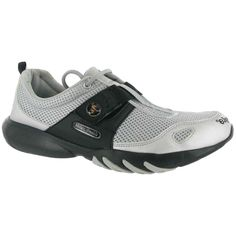 Glagla Classic Unisex Trainers Ventilated Shoes - Silver : £44.99