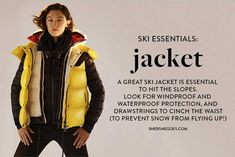 Contrary to what some may think, what to wear skiing and snowboarding is not simply what you might wear on a normal winter day. Here's a handy checklist of what to wear when you are hitting the slopes! #ski #snowboard #packinglist Ski trip packing list, what to wear skiing, what to wear skiing clothes, ski trip outfit, ski trip essentials, ski trip outfit woman, ski trip packing list women Ski Trip Packing List, Packing Lists, Ski Trip Outfit Woman, Snowboarding, Skiing, Shopping Places, Travel Hacks, Vest Jacket, Fashion Bloggers
