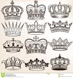 king crown tattoo - Buscar con Google