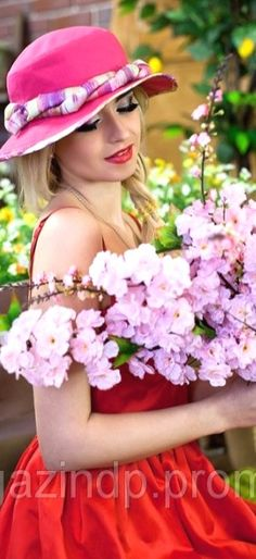Hats For Women, Christian Dior, Crown, Floral, Girls, Flowers, Beauty, Fashion, Toddler Girls