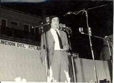 Festival del Atlántico Victor Manuel cantante  Puerto de la Cruz Tenerife