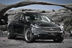 AHG Sports Shows 280HP-Tuned Infiniti FX30dS