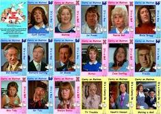 nikolaitradingcards - Carry On films - Custom made Trading cards for Collectors who require something unique. Carry On Cleo, Vito, Local Women, British Comedy, John Wayne, Bad News, Actors & Actresses, Nostalgia, It Cast