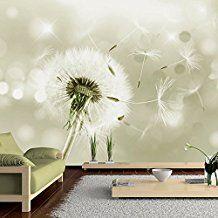 3517a4b40538c Vlies Fototapete 400x280 cm - 3 Farben zur Auswahl - Top - Tapete -  Wandbilder XXL - Wandbild - Bild - Fototapeten - Tapeten - Wandtapete -  Pusteblume ...