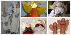5 maneras diferentes de hacer unos angelitos | Decorar tu casa es facilisimo.com