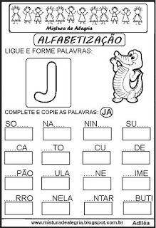 alfabetização Portuguese Lessons, School Projects, Homeschool, Teaching, Education, Math Equations, Siena, Google, Letter G Activities