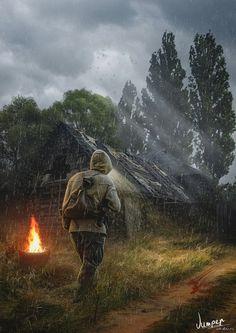 Деревня новичков