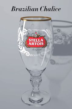 Stella Artois presents the 2017 Brazil Chalice featuring the beautiful art of Fernando Chamarelli. As water is the most important ingredient in our beer, we have always appreciated its impact and value. You can join Stella Artois and water.org to help end the global water crisis for the millions of people suffering from it. For every Chalice purchased, you will give the gift of 5 years of clean drinking water - and better health and quality of life - to someone in need. #1Chalice5Years
