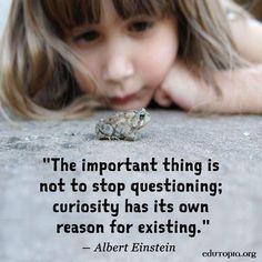 Great quote by Albert Einstein via @edutopia