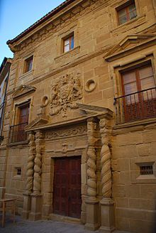 Haro - Palacio de los Condes de Haro
