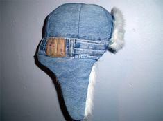 Fuzzy Earflap Hat