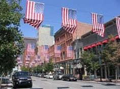 denver colorado, headed here tomorrow. Will be a first. Very excited!