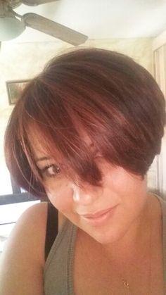 בדרך לשיער ארוך  Short Hairstyles, My Style, Hair Styles, Life, Short Scene Hairstyles, Short Hairstyle, Hairdos, Hairstyles, Short Cuts