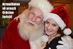 Actualitatea vă urează Crăciun fericit!   Actualitatea Online