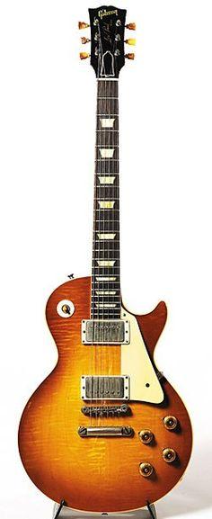 1959 Gibson Les Paul Standard.