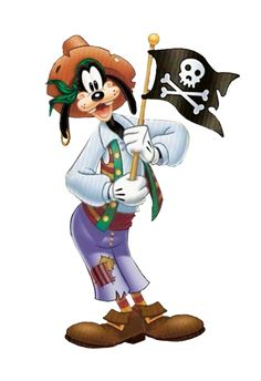 Pirate goofy | DIS Veteran