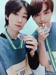 The8 and Jun//Seventeen