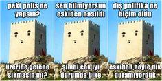 Yeni Türkiye'nin İktidar Kalesi'nden 16 Caps ile Klişe Yandaş Söylemleri!