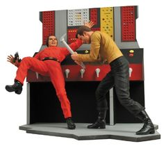 Star Trek Select: Captain Kirk Action Figure ? The Toy Shop