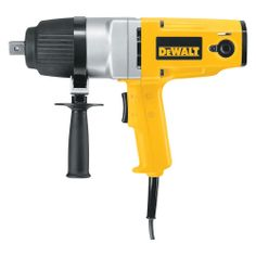 "DeWalt DW297 Heavy-Duty 3/4"" (19mm) Impact Wrench"