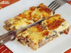 Mamina jela: Manitaropita - grčka pita sa pečurkama