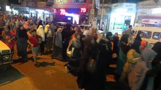 #اسكندرية   تصدي ثوار العجمي لبلطجية بالهانوفيل بالعجمي عقب انتهاء التظا...
