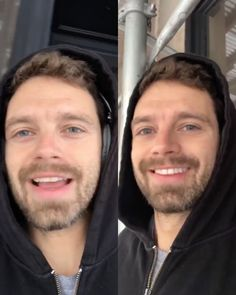 Sebastian will be in Singapore next weekend! Look at himmmm he's the cutest swipe for the video!