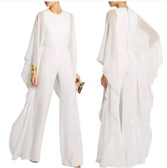 Price Description for Loose Jumpsuits Women Casual Playsuit Bodysuit Party Jumpsuit Romper Chiffon Long Trousers If You search information for Jumpsuits,+Playsuits+&+Bodysuits, then Loose Jumps… Long Jumpsuits, Jumpsuits For Women, Jumpsuits For Weddings, Jumpsuit With Sleeves, Jumpsuit Hijab, Jumpsuit Shorts, Elegant Jumpsuit, Summer Jumpsuit, Feminine Fashion