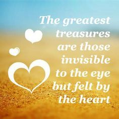 Peaceful Mind Peaceful Life #treasures #heart #love