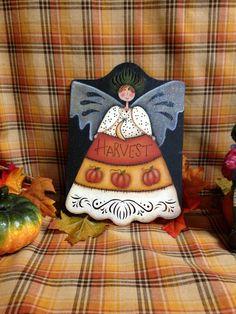 Harvest Angel sign