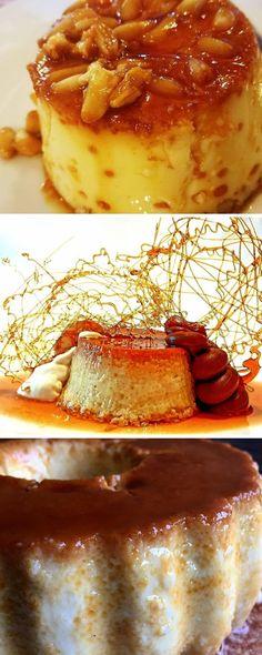 Flan casero ¡Las mejores recetas de un postre delicioso! #flanes #postres #quiero #quierocakesblog Cheesecake Cake, Cupcake Cakes, Cake Recipes, French Toast, Deserts, Tasty, Cooking, Breakfast, Ethnic Recipes