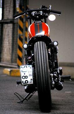 W650 drag machine #kawasaki #japan