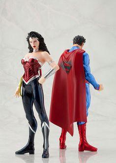 Wonder Woman New 52 1/10 Scale Kotobukiya statue