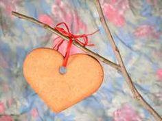 Homemade Christmas Gifts - Scented Cinnamon Ornaments - homemade Christmas Ornaments