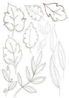 Bobbie print: floral drawings learning to draw drawings, flo Leaf Drawing, Floral Drawing, Plant Drawing, Painting & Drawing, Flower Drawing Tutorials, Art Tutorials, Easy Drawings, Pencil Drawings, Flower Drawings