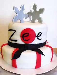 Fabulous Fetes ::: event planning & event design service: {Real Parties} Ninja cake