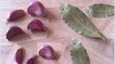 La vida mía dio un giro de 180º al poner 7 hojas de laurel con 7 dientes de ajo, hazlo.